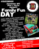 Family Fun Day Sunday 5th May