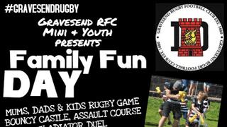 Family Fun Day Sunday 5th May