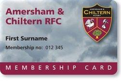 A&C Membership Card