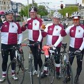 Cycling to Arnhem