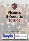 2018/19 Fixtures & Contacts