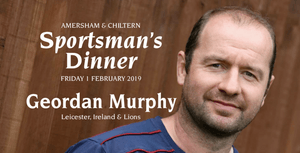 Tickets selling fast to this year's 2019 Sportsman's Dinner