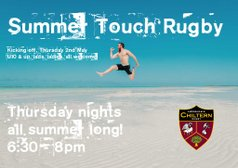Summer Touch Rugby