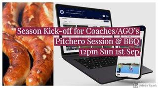 Coaches/AGO's, Season Kick-off