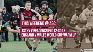 This weekend @ A&C