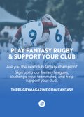 Rugby Magazine's Support Your Club initiative