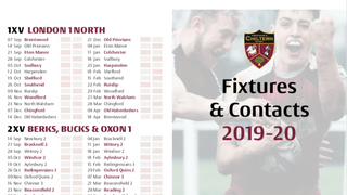 2019/20 A&C Fixture Card