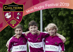 2019 Minis Rugby Festival