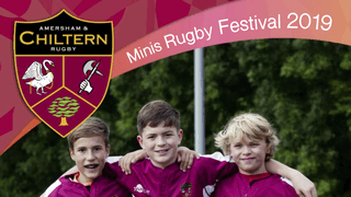 Minis Rugby Festival this Sunday