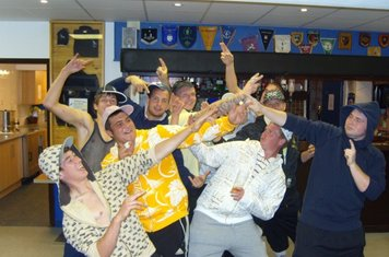 The Chav's night out to Celebrate Mad Dog's birthday
