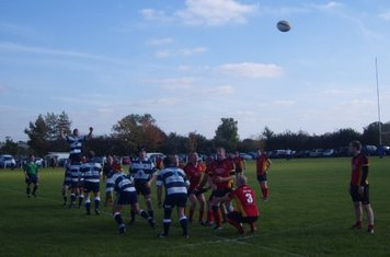 1st team winning a another lineout