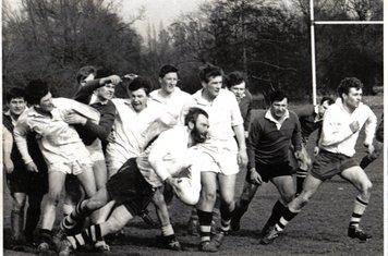 Southam v Leamington Welsh - 1969