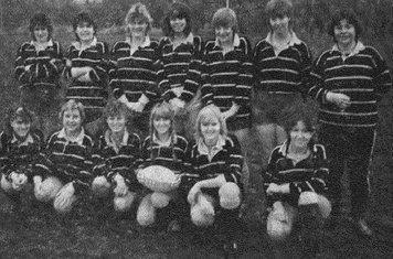 1980's ?? - Southam Ladies