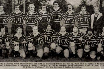 1st XV 1976