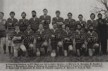 1st XV 1980