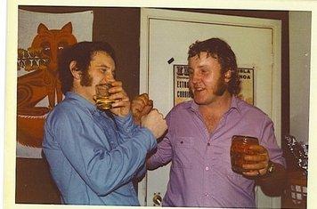 70's - Ed & John Sturley