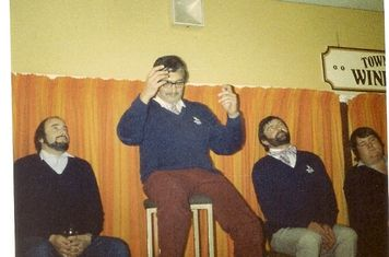 80's ?? - Talent Night Barry ??, John Pearson, Brian Marsh, Keith Meadham