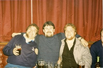 80's ?? - Kevin Huck, Mick Canning & Pete Huck
