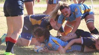 Teddington Women grab first win