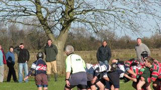 Newark v Lincoln U13 15 Nov