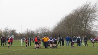 Newark U13 v Ashfield 22.11.09