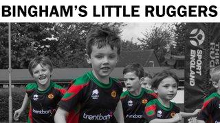 Bingham Little Ruggers - Registration 2017-18