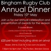 Annual Dinner & Awards