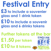 Bingham Rugby Beer Cider & Music Fest is HERE