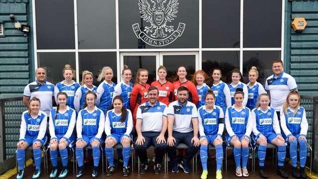 St Johnstone Women's FC