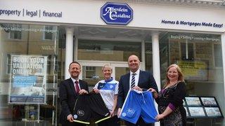St Johnstone WFC announce Short Sponsorship