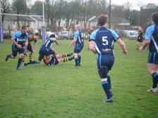 Panthers overcome misfiring Gladiators