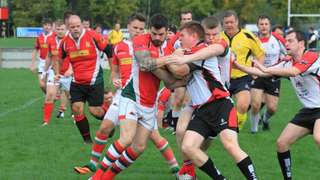 Cooke v Larne 2nds Oct 2013 - William Nelson Photos