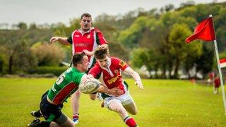 Gerry McCullagh Memorial Game 2015 - Photos by Alexander Morris
