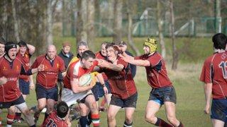 Academy 3 v Larne 3rds - 12th March 2016 - Andy Colhoun Photos