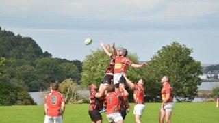 Larne 1sts v Armagh 2nds - Sept 2016, Bill Guiller Images