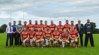 Larne get the bonus point win v PSNI