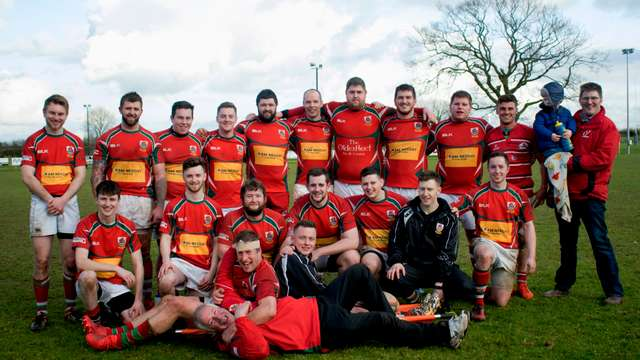 Larne 2nds