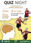 Larne Ladies Quiz Night Fundraiser