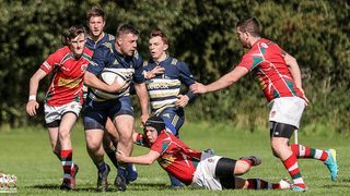 First Win for Larne in League