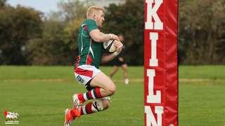 Larne beat rivals Carrick in Junior Cup