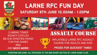 Larne RFC Fun Day