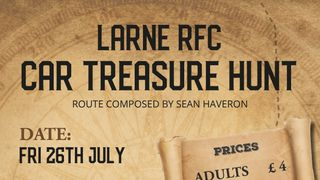 Larne RFC Treasure Hunt