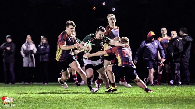 Larne U21 v Ballyclare U21 - 23/09/2020 - Photos by the Front Row Union