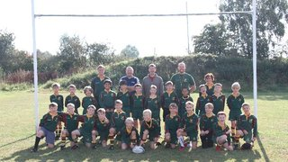 OLs U9 - Team Photo - September 2013