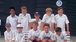 U11's comeback leads to victory at Belhus
