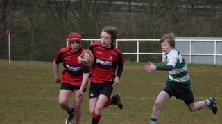 Gordano U13s 27 v Chew Valley 20