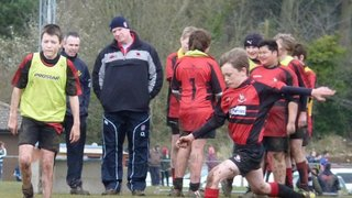Gordano U13s v Dunvant and North Bristol (Triangular)