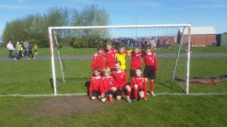Litherland Remyca FC U9's (Bootle JFL) v Netherton Park  - 26th April 2015