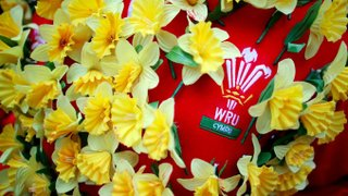 Wales v England - on at the club 1pm