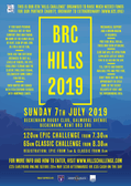 Beckenham Rugby Cyclists Five Hills Challenge